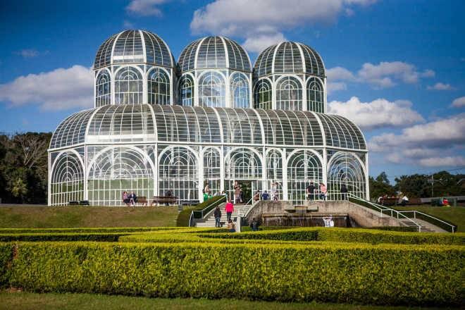 Ботанический сад, Бразилия
