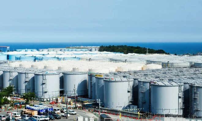 Япония строит спорную ледяную стену, чтобы решить проблему грунтовых вод на Фукусиме