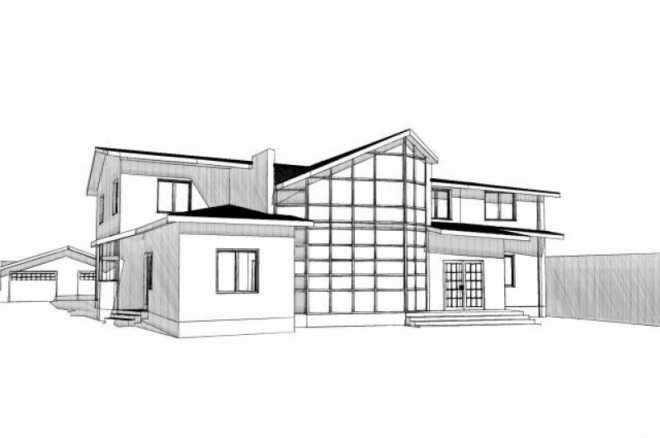 Где взять архитектурный план?