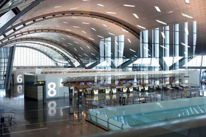 Аэропорт Доха Хамад (Doha Hamad), Катар