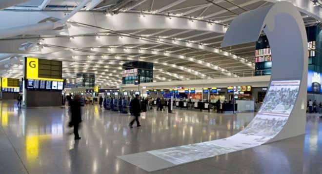 Лондонский Хитроу (Heathrow), Великобритания