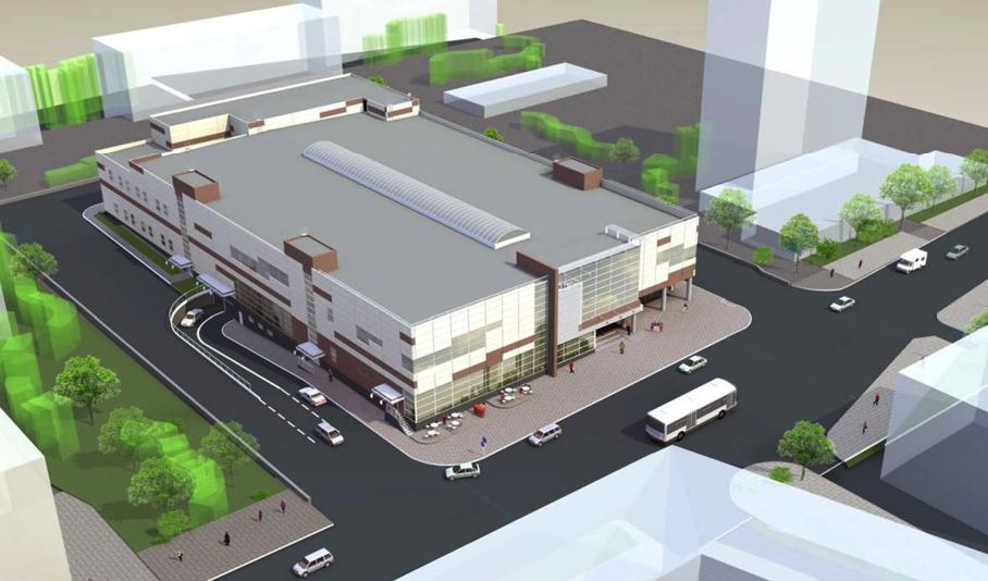 На месте рынка в «Измайлово» появится современный торговый центр