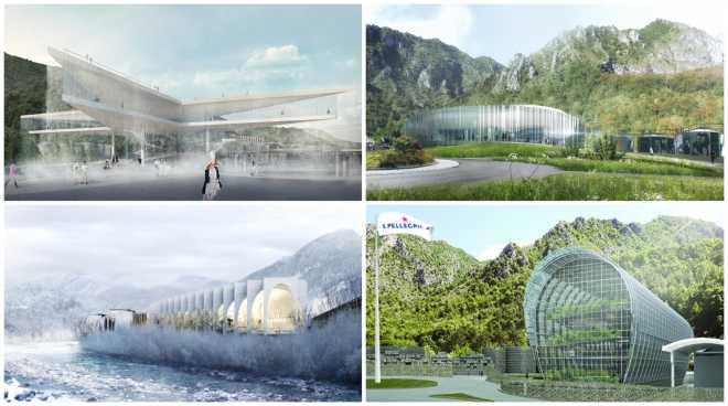 Четыре известнейшие архитектурные фирмы соревнуются за право проектировать штаб-квартиру San Pellegrino