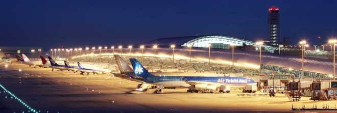 Международный аэропорт Кансай (Kansai), Япония