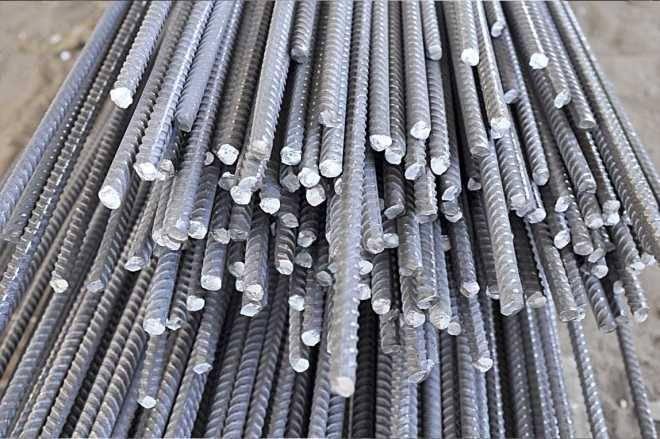Строительная стальная арматура