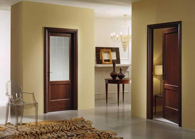 Межкомнатные двери: руководство к покупке