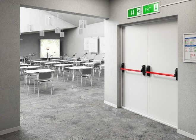 Как выбрать противопожарные двери. Виды и особенности дверей