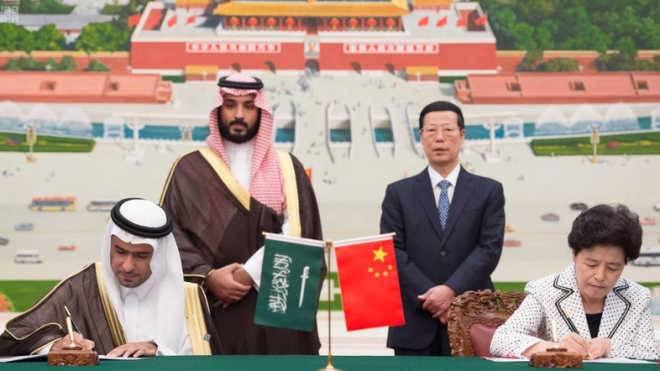 Саудовская Аравия и Китай подписывают соглашение о строительстве 100 тысяч новых квартир