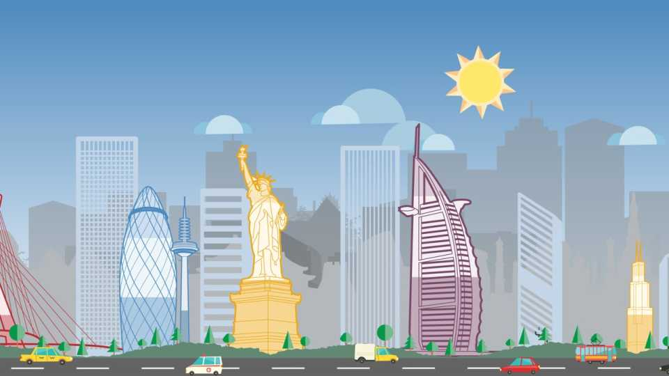 sustainable cities Did you know that experts estimate an additional three billion people will live in cities by 2050 what will the impact be on the current world population, half of which currently lives in cities.