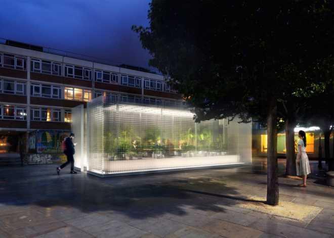 Британский архитектор Асиф Хан представит «крошечные жилые леса» на Лондонском фестивале дизайна