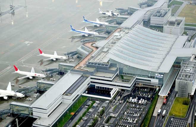 Международный аэропорт Токио — Ханэда (Haneda)
