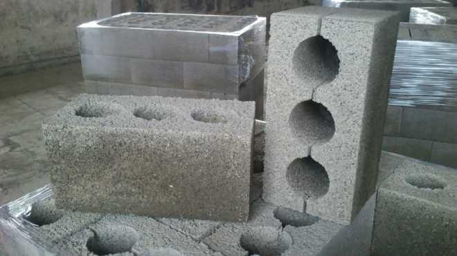 Облегчённый бетон