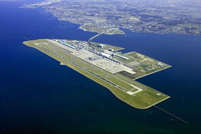 Международный аэропорт Тюбу (Chubu Centrair), Нагоя, Япония