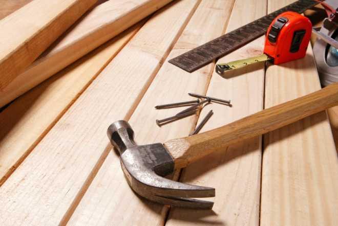 Как выполнить ремонт дома: ремонт фундамента, крыши и стен