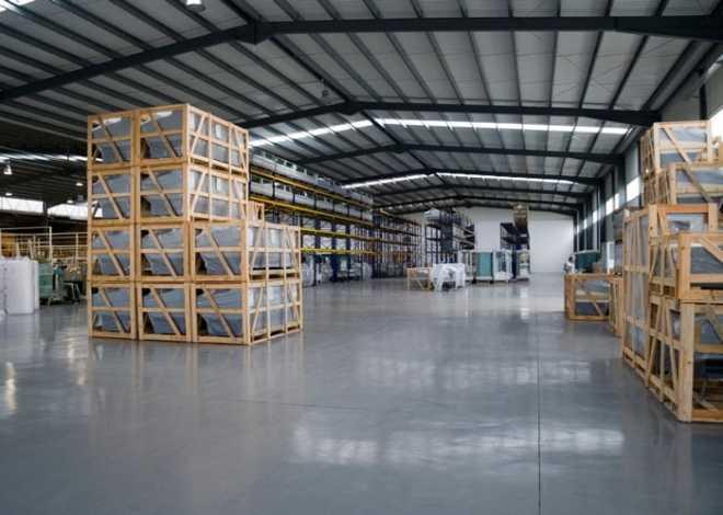 Особенности проектирования складских помещений