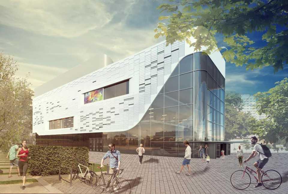 Кинотеатр «Орбита» перестроят в современный районный центр