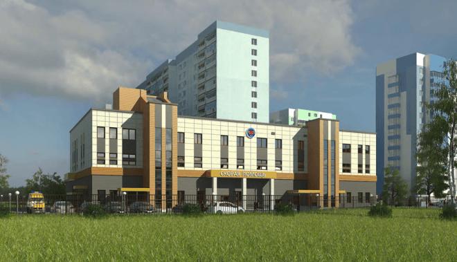 В 2017 Бабушкинский район Москвы получит новую подстанцию скорой помощи