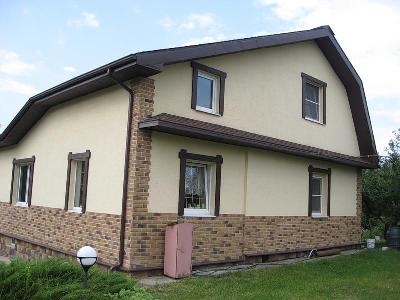 Мокрый фасад: необходимые материалы и правильный монтаж