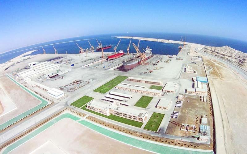 Для разработки проекта расширения портового города в Омане выбрана компания Atkins