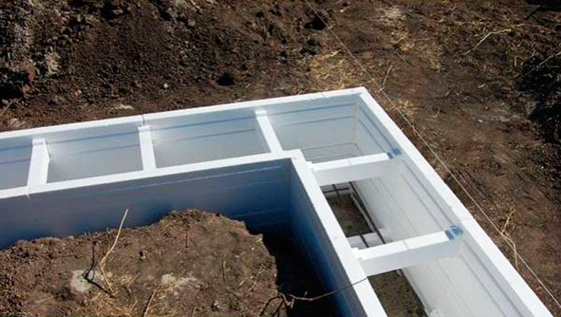 Технология бетонирования фундаментов