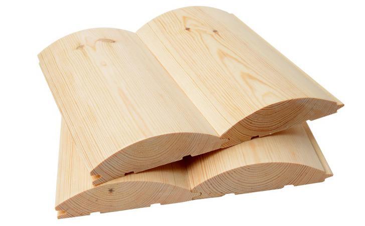 Обшивка для деревянного дома