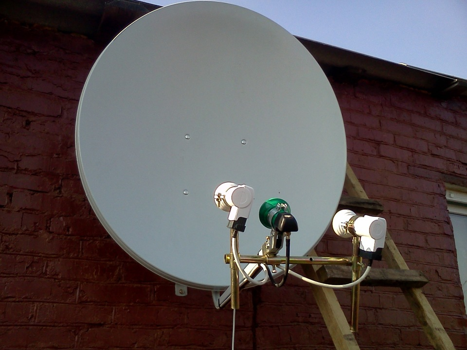 спутникового оборудования