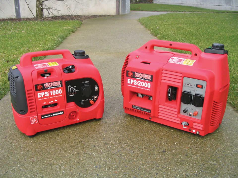 Бензотехника - большой выбор генераторов