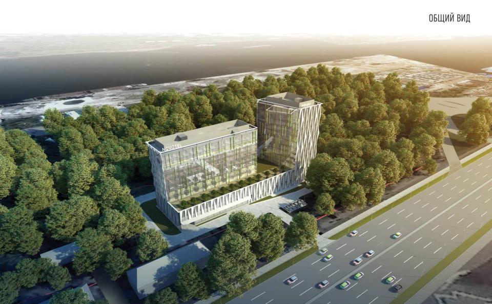 Архсовет Москвы одобрил проект гостиницы на Ленинградском шоссе