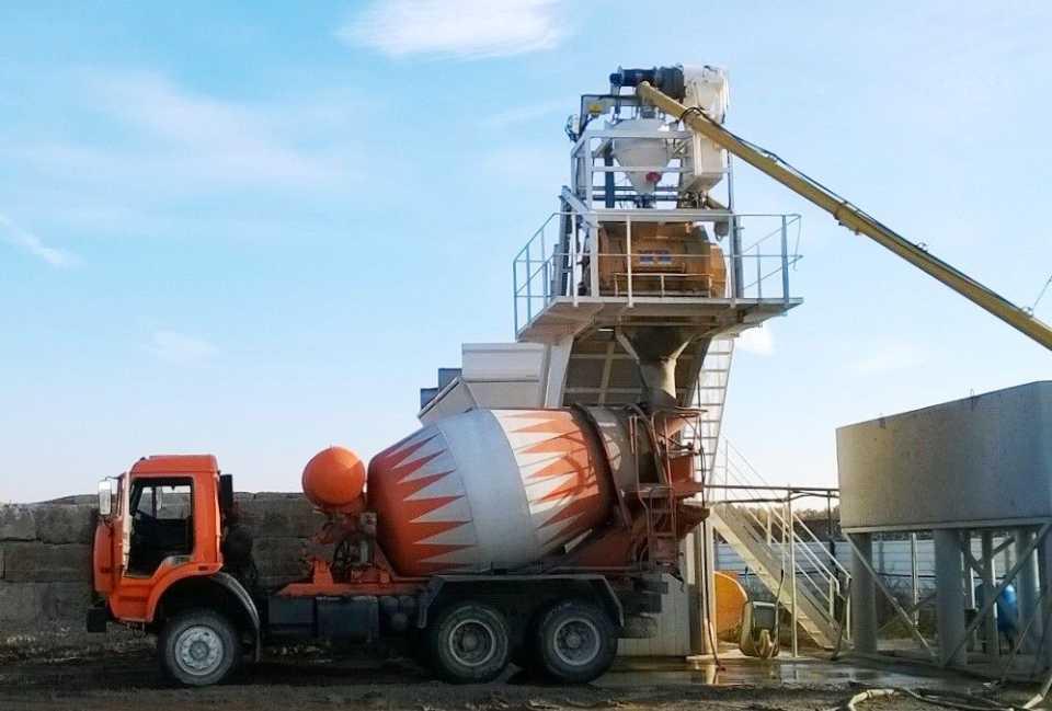 Бетонные заводы МЕКА - надежность и успех вашего бизнеса