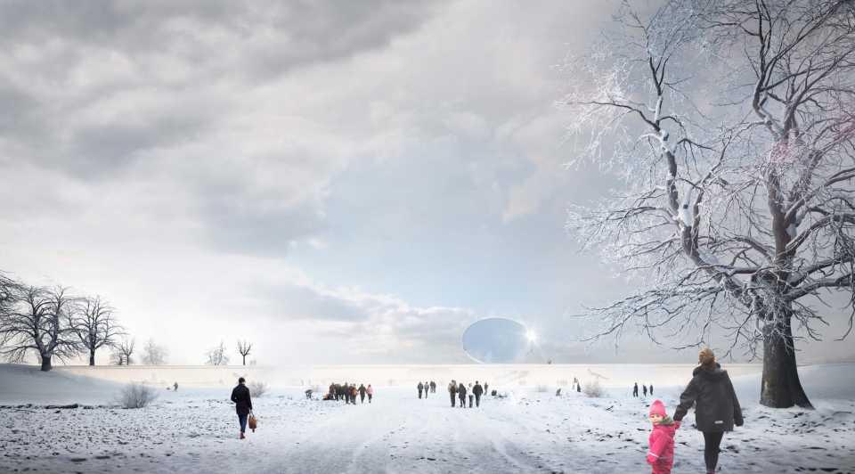 Соревнование за право построить «Остров науки» в Литве продолжат три фирмы
