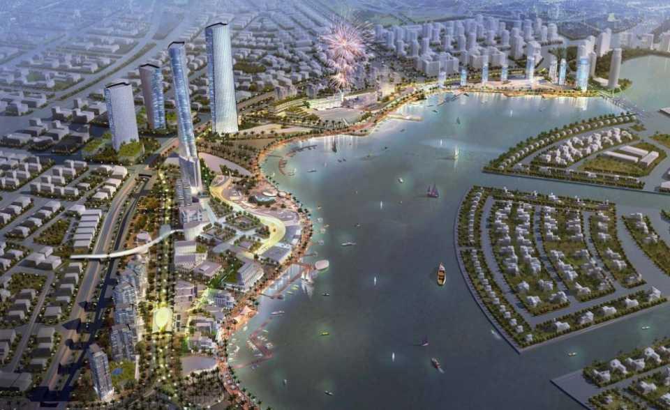 Hill будет осуществлять руководство частью строительства Лусаила в Катаре
