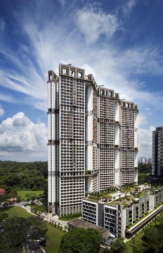 Пять финалистов конкурса на лучшее высотное здание мира 2016