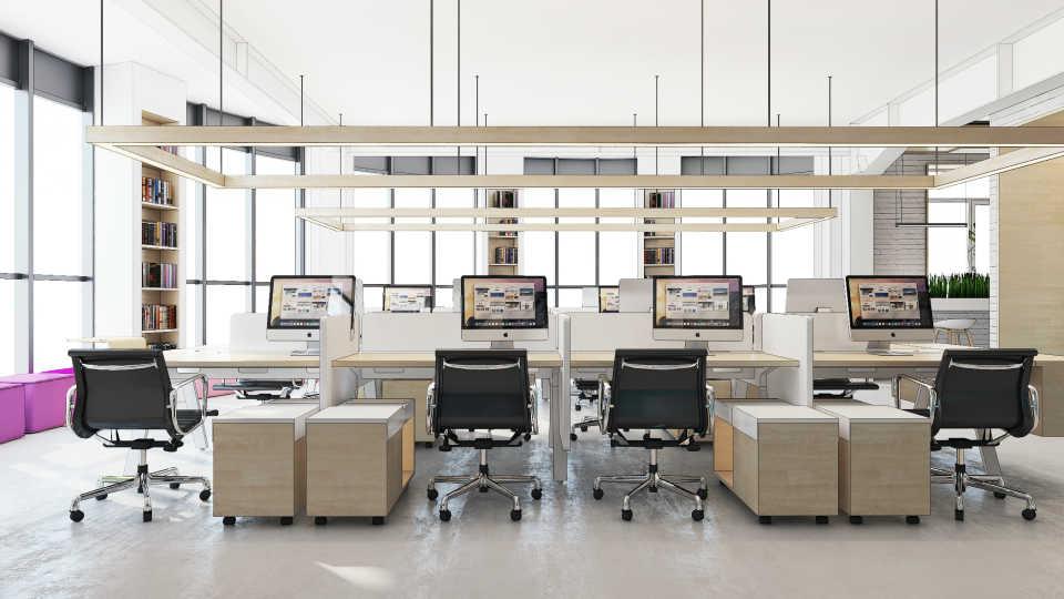 Организовываем офисное пространство