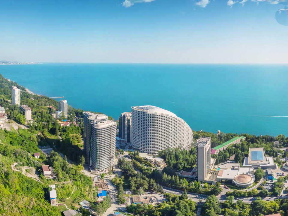 Причины популярности недвижимости в Сочи