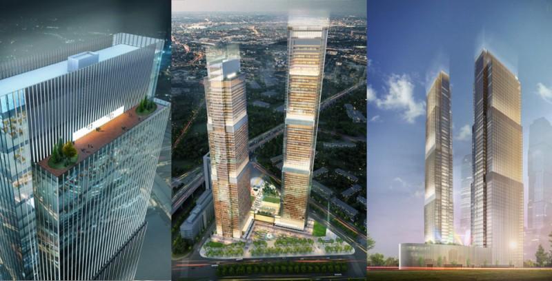 МФК Neva Towers - новый проект в районе Москва-Сити