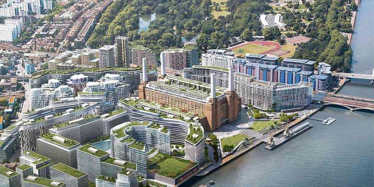 Сотрудники Apple переедут в здание бывшей электростанции Battersea