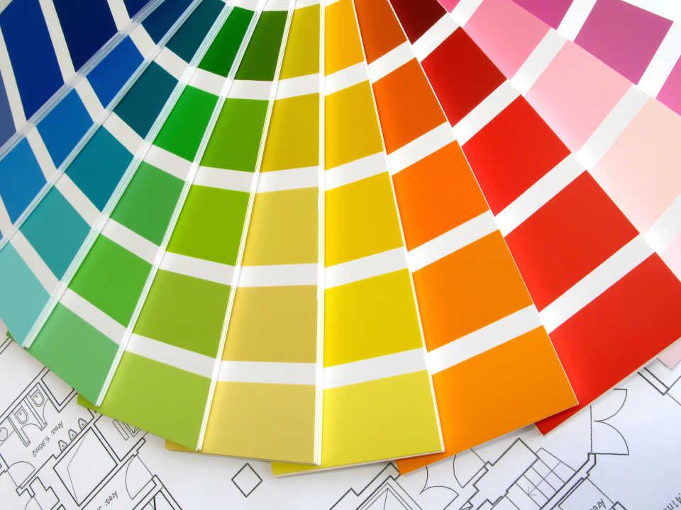 Обозначения лакокрасочных материалов