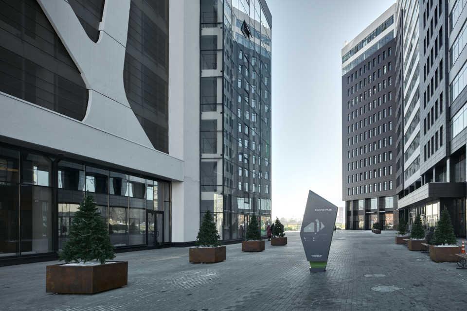 «Умный парк» / VOX Architects