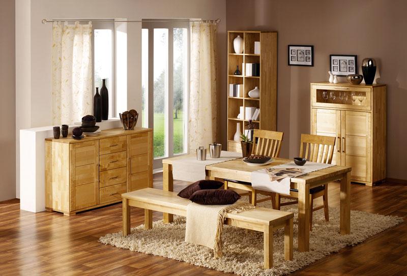 Мебель из массива: на что обращать внимание при покупке?
