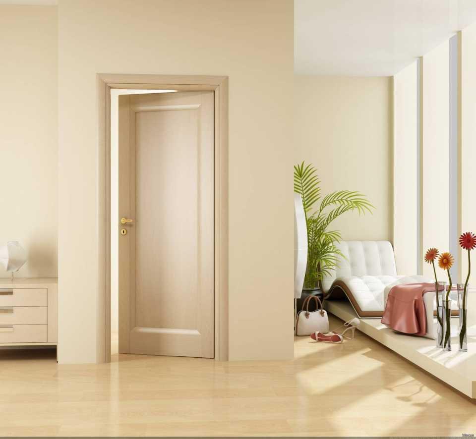 Межкомнатные двери: на что обратить внимание при выборе?