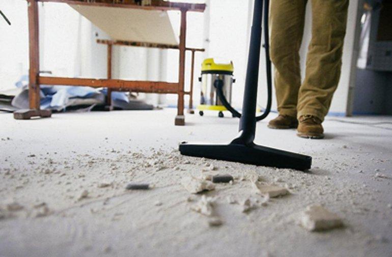 Как убрать квартиру после ремонта: этапы и последовательность уборки