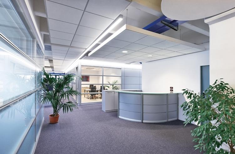 Подвесные потолки: типы, преимущества и недостатки