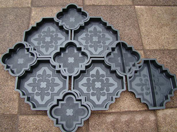 Фото изготовление тротуарной плитки своими руками
