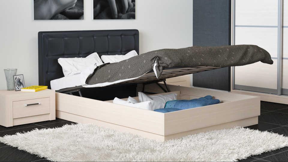 Как выбрать двуспальную кровать. Советы по выбор кровати для спальни