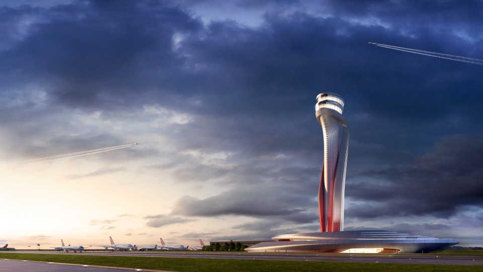 Aecom будет руководить строительством нового терминала Международного аэропорта Гонконга