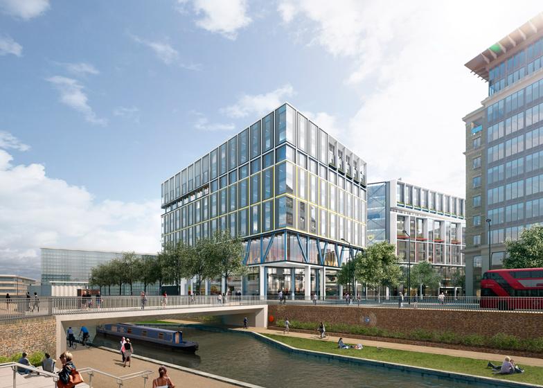 Новый лондонский офис Google