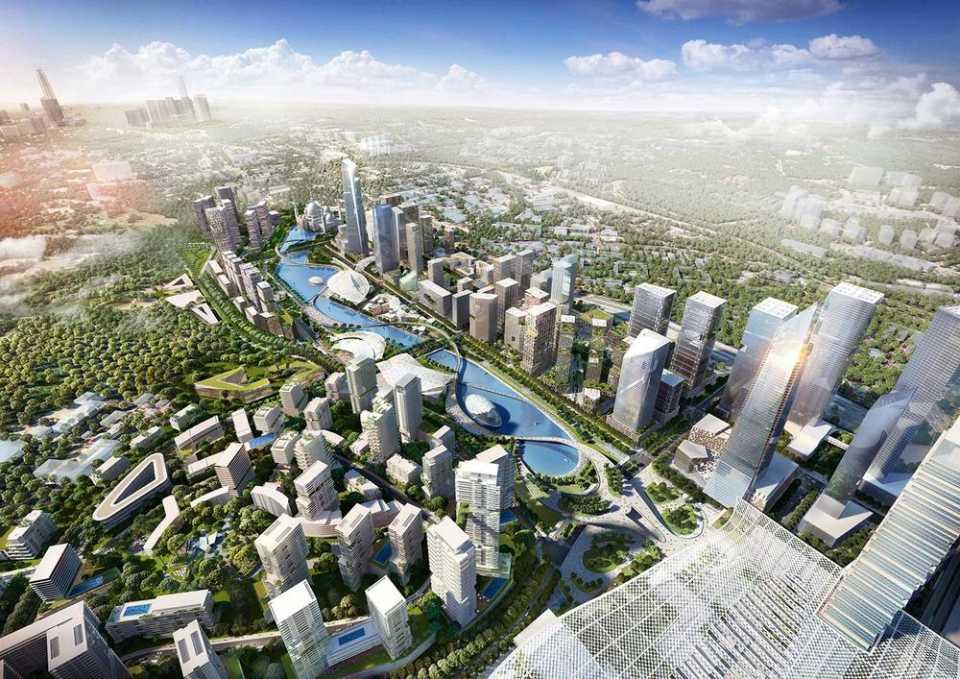 В Куала-Лумпуре будет построен крупнейший подземный город