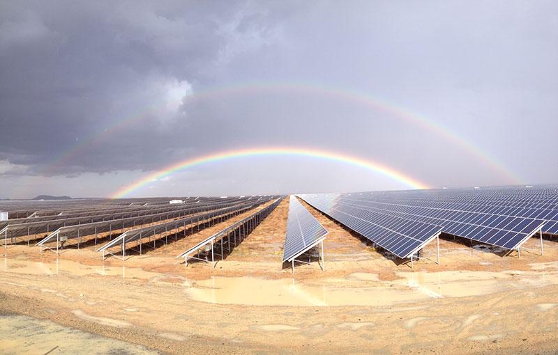 В Мозамбике появится первая солнечная электростанция