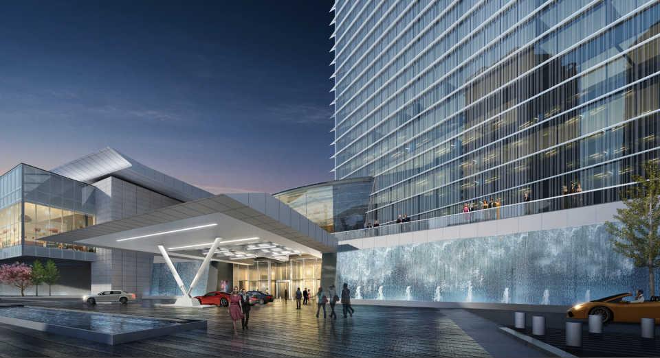Фешенебельный курортно-игровой комплекс MGM National Harbor откроется в декабре