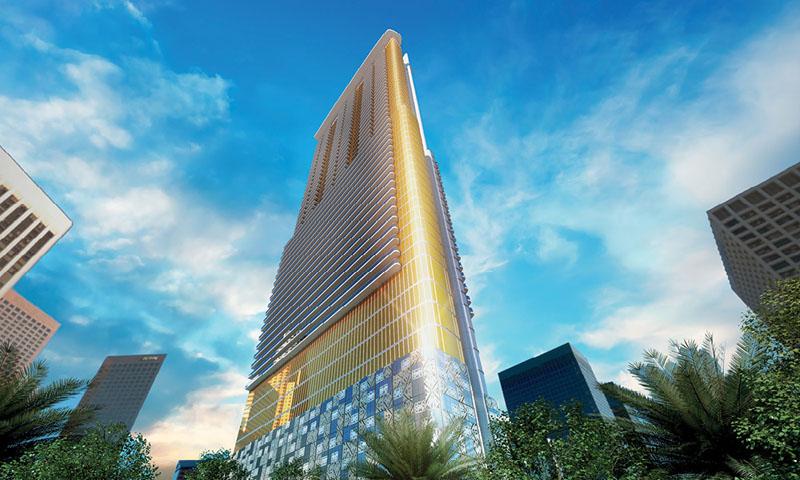 China Construction построит в Дубае тематический отель, посвященный Голливуду